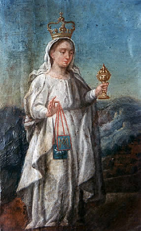 A History of the Scapular of the Immaculate Conception