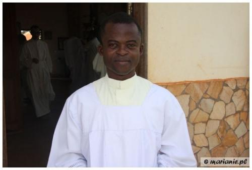 Cameroon: Perpetual vows of our first Cameroon confrere