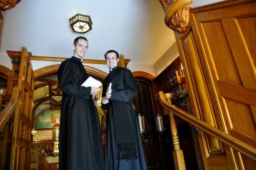 First Religious Vows — August 15, 2012