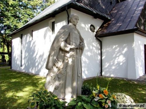Poland, Gora Kalwaria: Thanksgiving for the beatification of Fr. Stanislaus