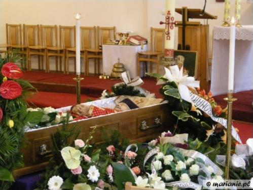 Poland, Lublin: Solemnity of the Christian burial of the Archmandrite Roman