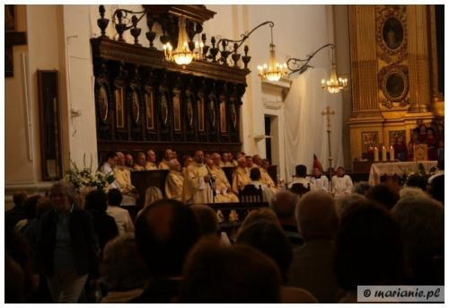 Poland, Warsaw: Thanksgiving and Perpetual Vows