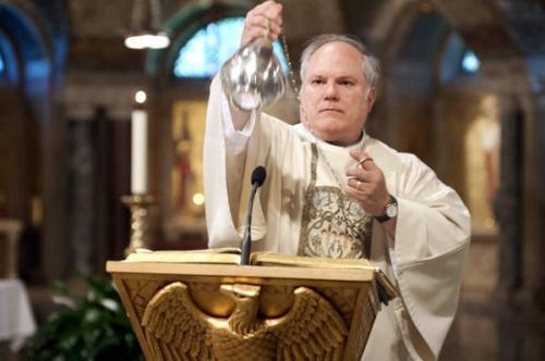 Ron McBride's Diaconate Ordination