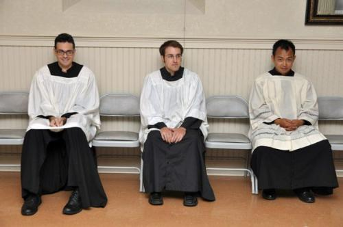 The Ordination of James Arthur McCormack, MIC