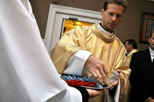 Vows Professed on the Solemnity of the Assumption