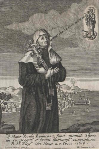 Ursula Benincasa by H Vincent