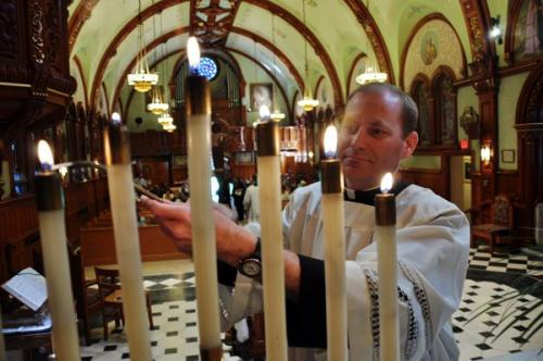 Brother Chris Professes Perpetual Vows