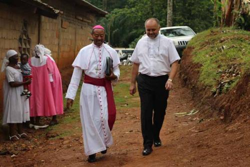Cameroon: Celebrations in Minkama