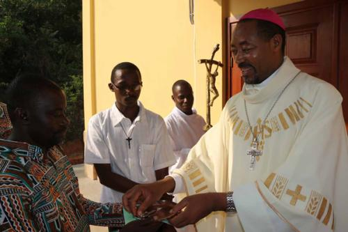 Cameroon: Consecration of the Seminary chapel in Ngoya