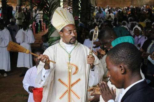 Cameroon, Minkama: New Marian Parish