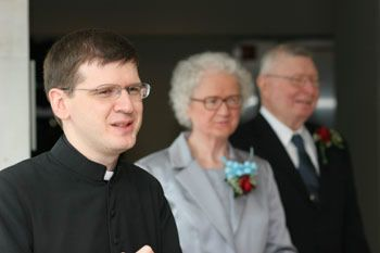 Fr. John Larson's Ordination