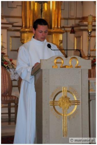 Poland, Góra Kalwaria: Priestly Ordination