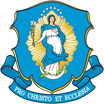 The Coat of Arms of the Congregation of Marian Fathers