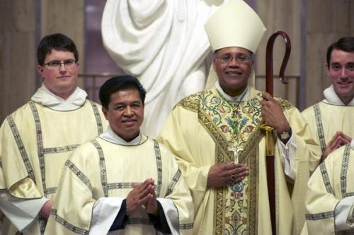 The Marians' New Deacon: Angelo Casimiro