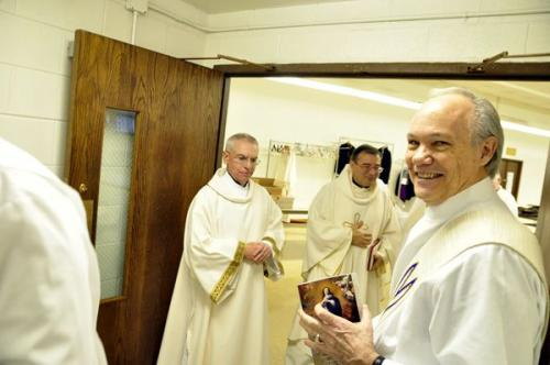 The Ordination of Fr. Ronald Lynn McBride, MIC