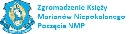 Zgromadzenie Księży Marianów Niepokalanego Poczęcia NMP Logo