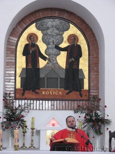 Białoruś: uczczono męczenników z Rosicy