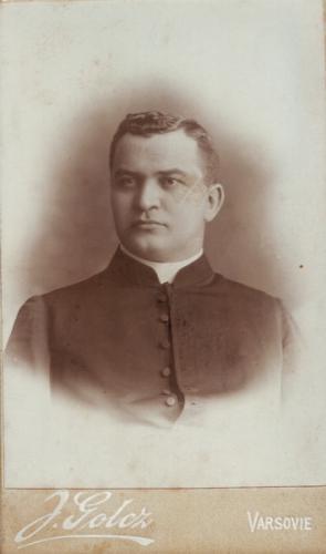 Blogoslawiony Jerzy Matulaitis-Matulewicz (1871-1927)