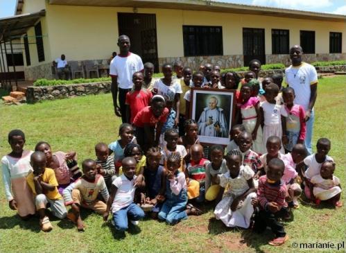 Kamerun: Afrykańskie Marianki