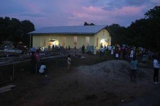 Kamerun, Minkama: Inauguracja ośrodka duszpasterstwa młodzieży św. Stanisława Papczyńskiego