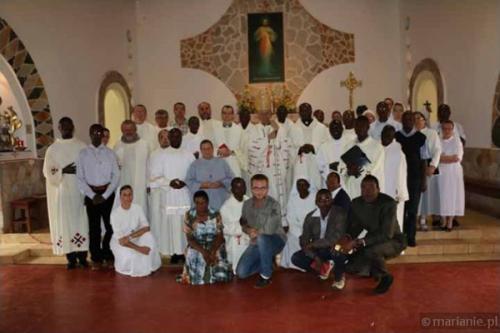 Kamerun: uroczystość Niepokalanego Poczęcia NMP