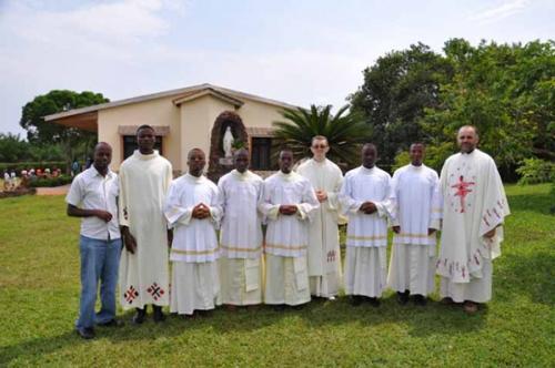 Kamerun: uroczystość Niepokalanego Poczęcia NMP w Atoku