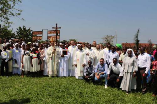 Niepokalane Poczęcie w Kamerunie-2