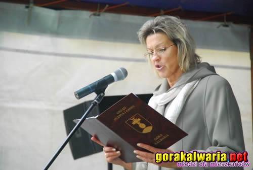 Polska, Kąty: bł. Stanislaw patronem szkoły