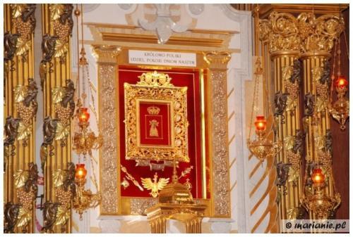 Polska, Licheń: neoprezbiterzy Prowincji Opatrzności Bożej