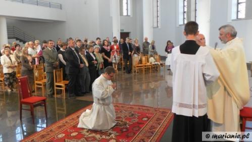 Polska, Lublin: nowy profes wieczysty w Polskiej Prowincji