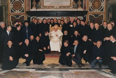 Rzym: Kapituła generalna z 1999 roku
