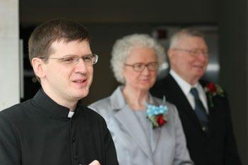 USA: Święcenia kapłańskie diakona John'a Larson'a MIC