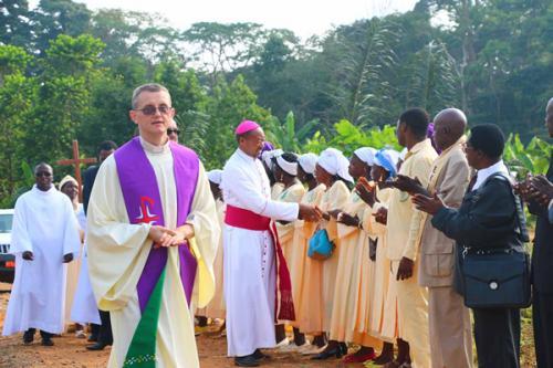 W Kamerunie Dziękowano za Kanonizację Ojca Papczyńskiego